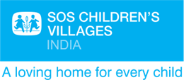 SOS Children's Villages India charity logo